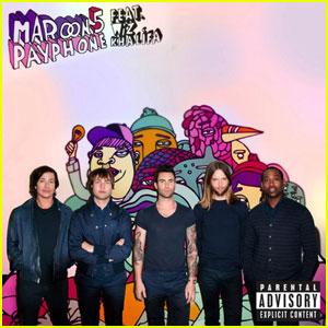 Maroon 5 & Wiz Khalifa: JJ Music Monday!