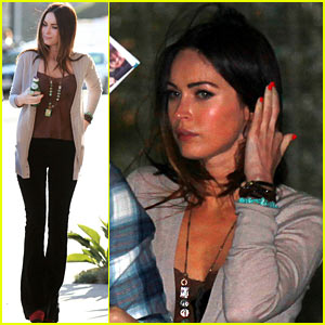 Megan Fox: I Can't Complain About My Image