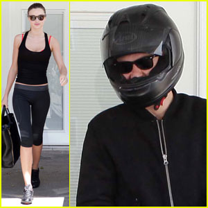 Miranda Kerr: I Do Squats With Flynn!