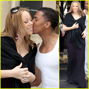 Mariah Carey & Nick Cannon: Au Revoir, Paris!