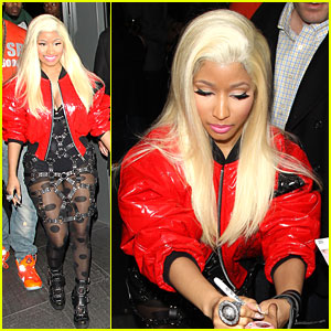 Nicki Minaj Quits Twitter!