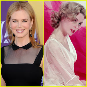 Nicole Kidman: Grace Kelly in New Biopic!