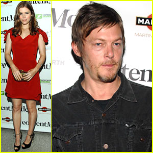 Norman Reedus & Kate Mara: Hope North Fundraiser!