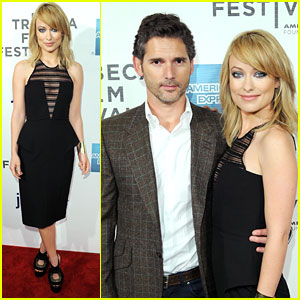 Olivia Wilde & Eric Bana: 'Deadfall' Premiere at Tribeca!