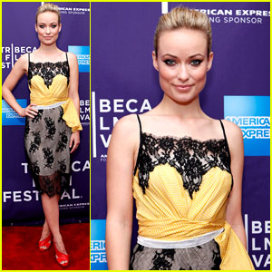 Olivia Wilde: 'Help Wanted' Premiere at Tribeca!
