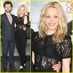 Rachel McAdams: 'The Gospel of Us' Screening with Michael Sheen!