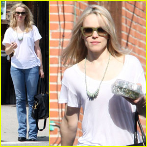 Rachel McAdams: Organic Market Lunch
