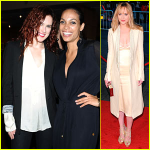 Rumer Willis: 'Black November' Screening