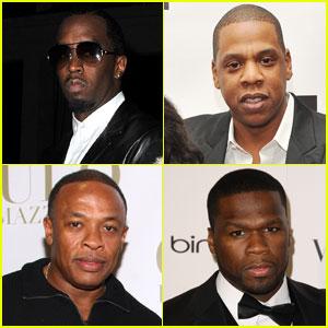 Sean 'Diddy' Combs: Hip-Hop's Wealthiest Artist!