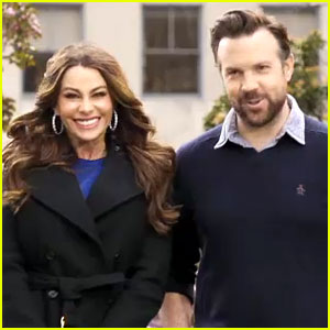 Sofia Vergara: 'SNL' Promos With Jason Sudeikis!
