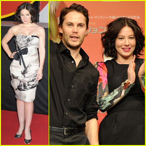 Taylor Kitsch &#038; Lynn Collins: 'John Carter' in Tokyo!