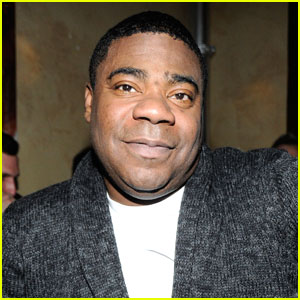 Tracy Morgan Has a Run-In With NYC Cyclist