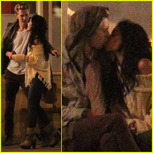 Vanessa Hudgens & Austin Butler: Mazza Date Night!