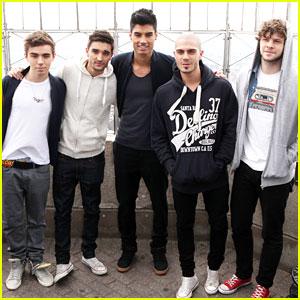 The Wanted: 'Chasing the Sun' Video Premiere!