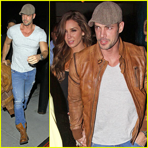 William Levy & Elizabeth Gutierrez: Date Night!