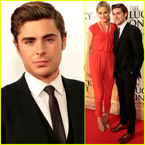 Zac Efron: 'Lucky One' Adelaide Premiere with Taylor Schilling!