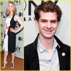 Andrew Garfield: 2012 Tony Awards Meet The Nominees!