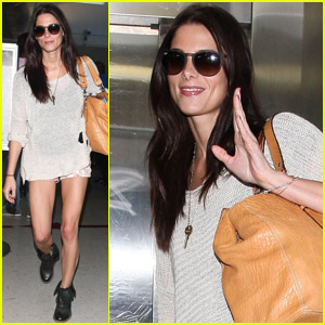 Ashley Greene: Back from Florida!