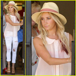 Ashley Tisdale: 'Miss Advised' Coming in June
