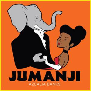 Azealia Banks' 'Jumanji' - First Listen!