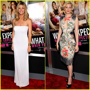 Brooklyn Decker & Elizabeth Banks: 'What to Expect' Screening