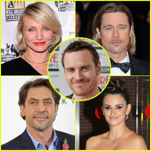 Cameron Diaz Joining Brad Pitt in 'Counselor'?