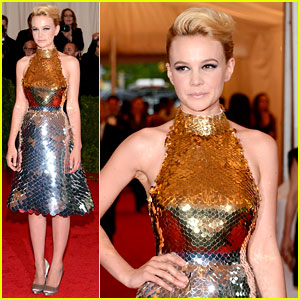 Carey Mulligan - Met Ball 2012