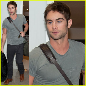 Chace Crawford: 'Gossip Girl' Season Finale Next Week!