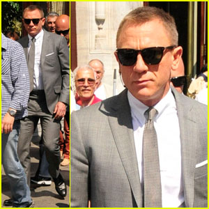 Daniel Craig: 'Skyfall' Set in Istanbul
