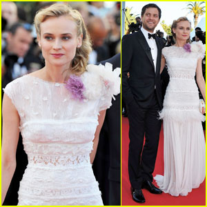 Diane Kruger: 'Killing' Premiere with Joshua Jackson!