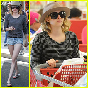 Emma Roberts to Chris Evans: Marry Me!