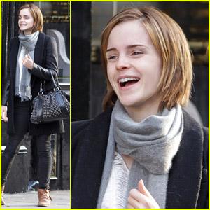 Emma Watson: Chelsea Shopping Spree!