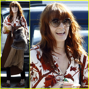 Florence Welch: Pretty in Perth