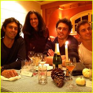 The Franco Family: 'Creative, Curious, Unusual'