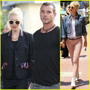 Gwen Stefani: 'Happy Mother's Day, Muffins'