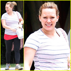 Hilary Duff: Mike Comrie Is 'Really Hands-On' with Baby Luca