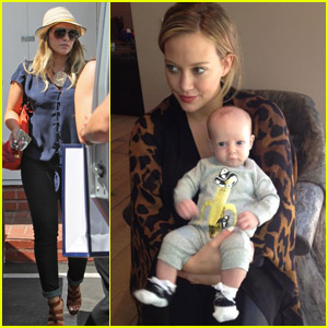 Hilary Duff: 'So Much to be Thankful For!'