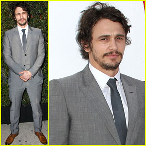 James Franco: Rebel Exhibition Opening!