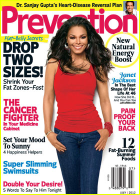Janet Jackson: 'I Was Close to Having Diabetes'
