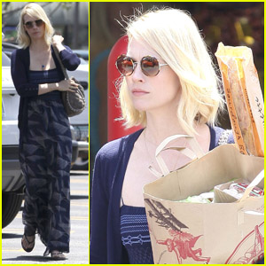 January Jones: Trader Joe's Stop