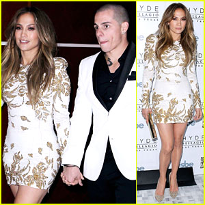 Jennifer Lopez:  'Goin' In'  Launch Party!