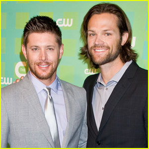 Jensen Ackles &#038; Jared Padalecki: CW Upfront!