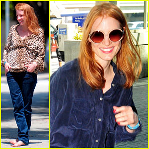 Jessica Chastain: 'I Would've Been a Teacher!'