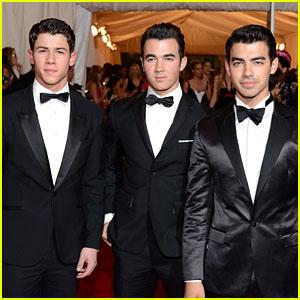 Jonas Brothers - Met Ball 2012