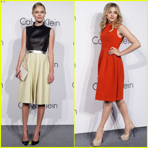 Kate Bosworth & Chloe Moretz: 'Infinite Loop' in South Korea!