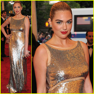 Kate Upton - Met Ball 2012