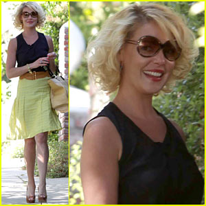 Katherine Heigl: Business Meeting Mama