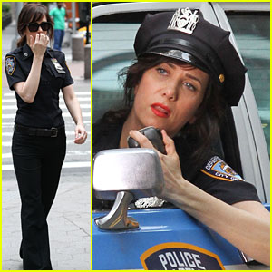 Kristen Wiig: 'Secret Life of Walter Mitty' Set!