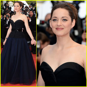 Marion Cotillard Premieres 'Rust & Bone' in Cannes