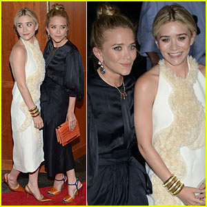Mary-Kate & Ashley Olsen: Fresh Air Fund Salute!